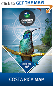 Get The Free Costa Rica Map