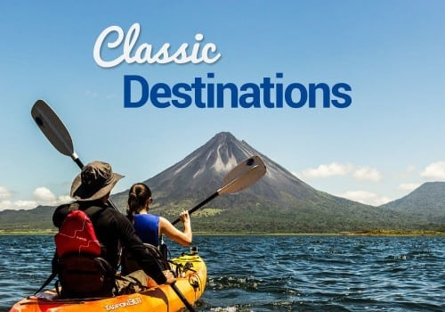 Costa Rica Classic Destinations