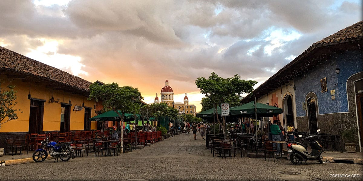 Nicaragua Day Tour from Guanacaste