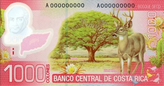 Costa Rica Money and Customary Tipping in Costa Rica