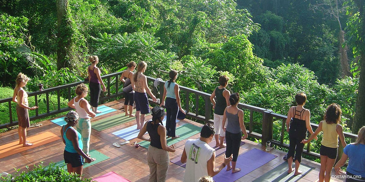Wellness, Yoga & Surf Vacation in Paradise!