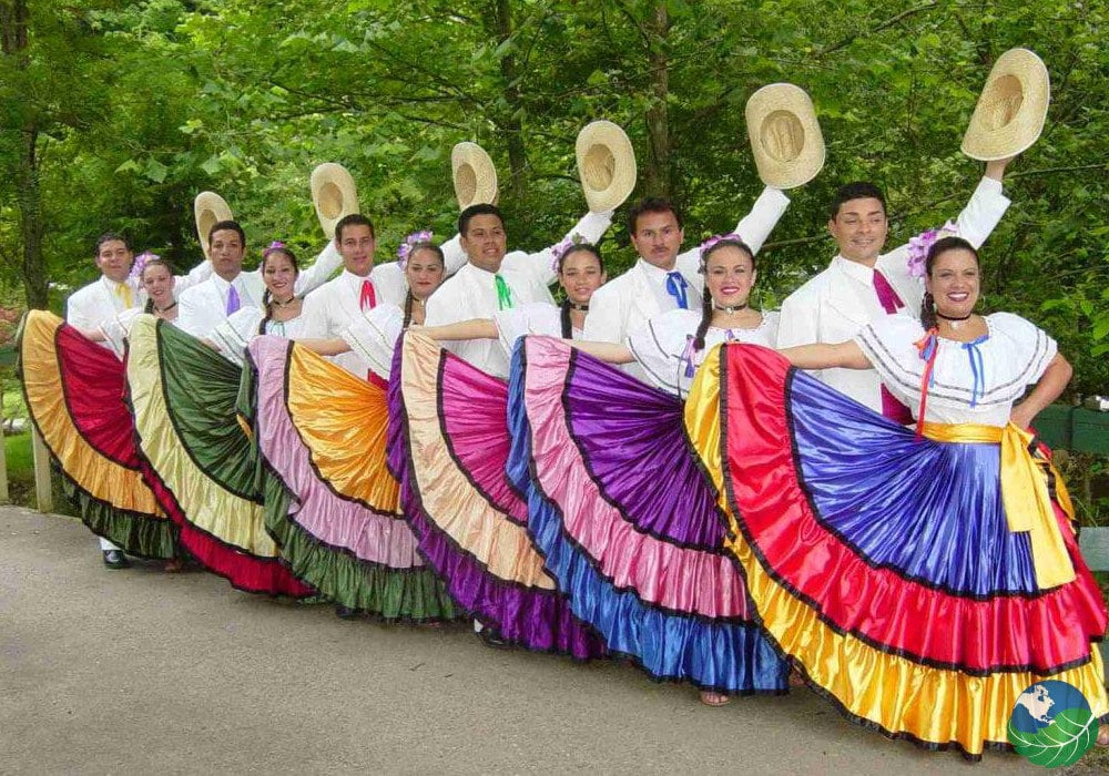 Costa Rica Music and Dances - Caribbean, Traditional and more