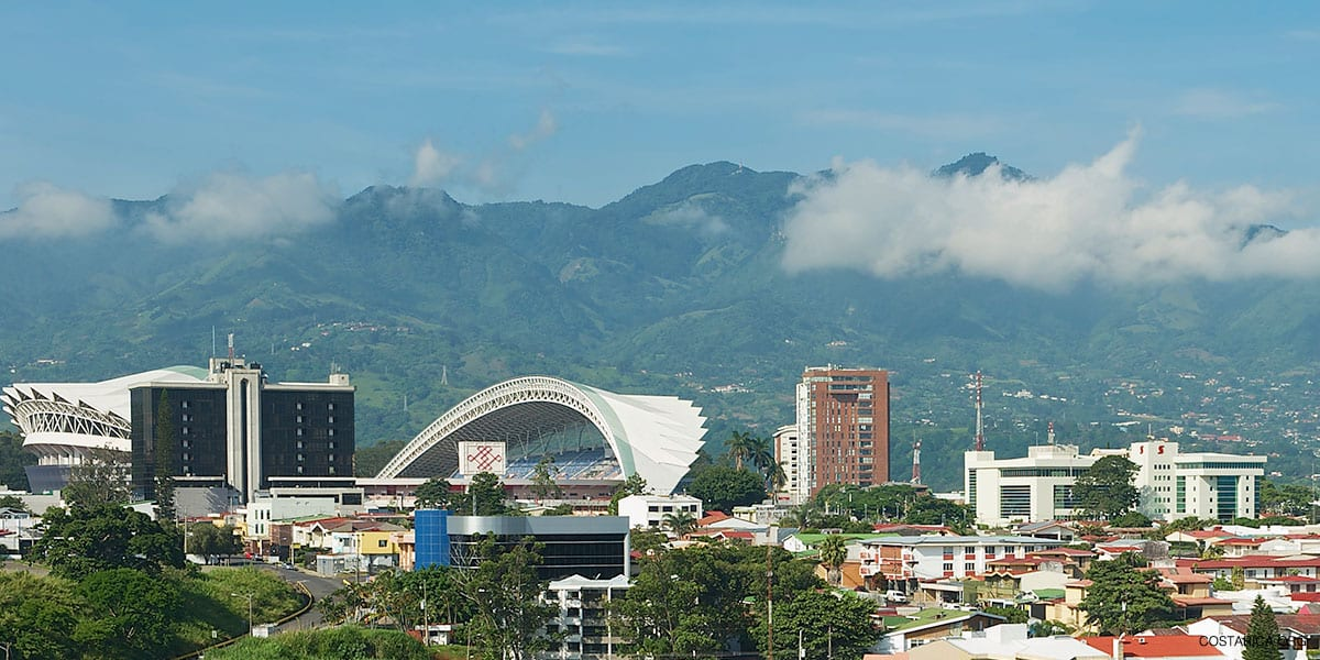 Costa Rica's Central Valley